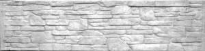 Секция еврозабора Карпатский камень